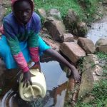 The Water Project: Lwenya Community, Warosi Spring -  Warosi Spring