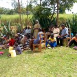 The Water Project: Futsi Fuvili Community, Patrick Munyalo Spring -  Training