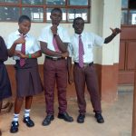 The Water Project: Mwitoti Secondary School -  Ctc Leadership