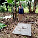 The Water Project : 4-kenya4853-finished-sanitation-platform