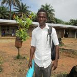 The Water Project: Ernest Bai Koroma Secondary School -  Joseph L Komba
