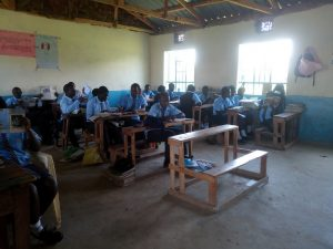 The Water Project : 5-kenya18072-students-in-class