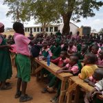 The Water Project: Waita Primary School -  Training