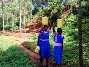 The Water Project:  Returning To School