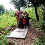 The Water Project : 5-kenya4853-finished-sanitation-platform
