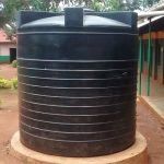 The Water Project: Womulalu Primary School -  Liter Tank