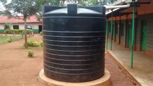 The Water Project:  Liter Tank