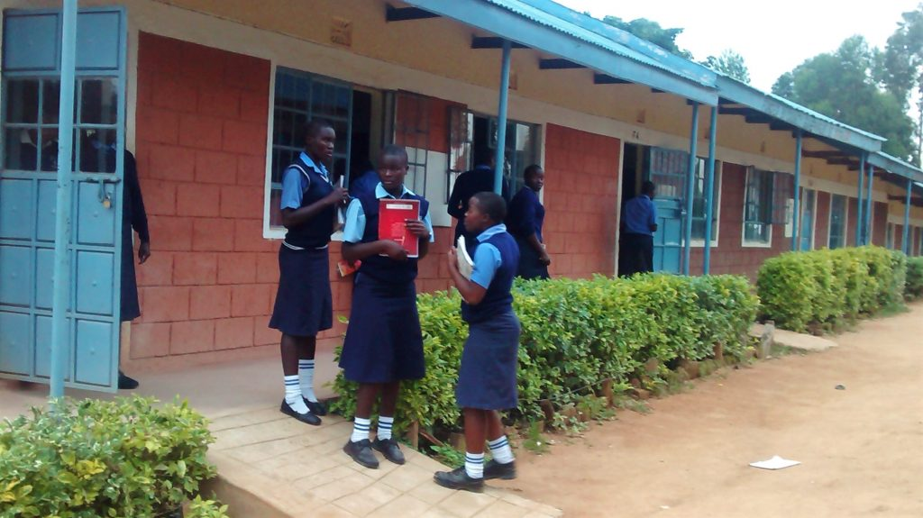 The Water Project : 6-kenya18014-classrooms