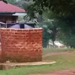 The Water Project: Erusui Secondary School -  Church Tank