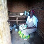 The Water Project: Madegwa Primary School -  School Cook