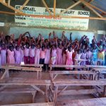 The Water Project: Irenji Primary School -  Group Picture