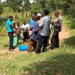 The Water Project: Futsi Fuvili Community A -  Hand Washing Training