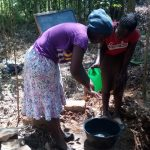 The Water Project: Mkunzulu Community, Museywa Spring -  Training