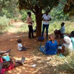 The Water Project: Mtao Community, Tifina Odari Spring -  Training