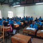 The Water Project: Mutsuma Secondary School -  In Class