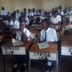 The Water Project: Eshisiru Secondary School -  Students In Class