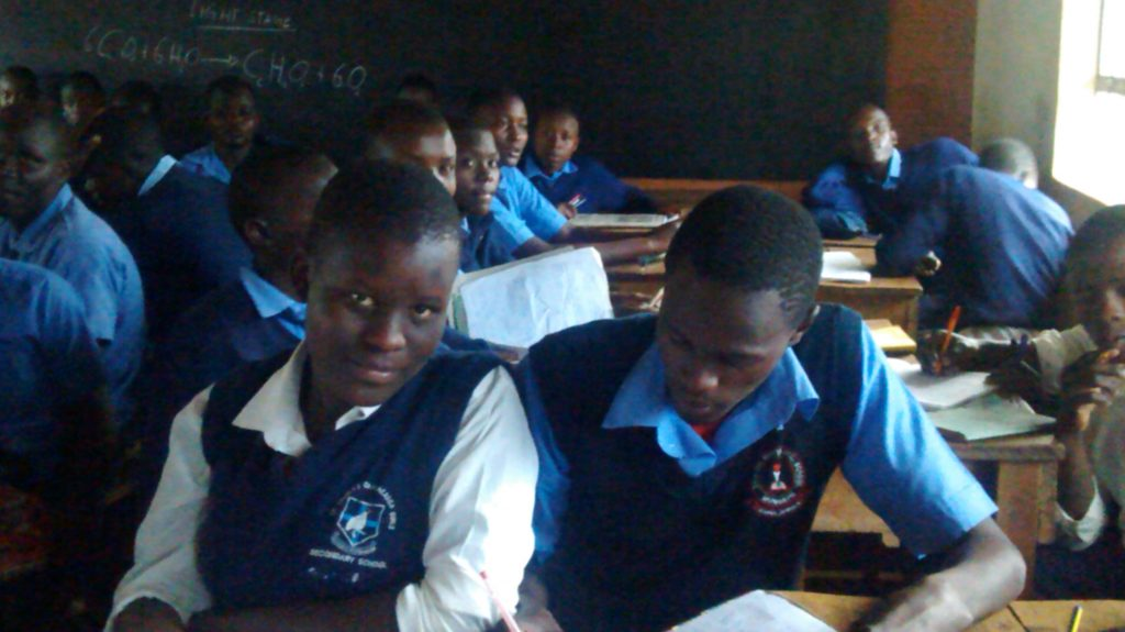 The Water Project : 7-kenya18014-in-class