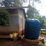 The Water Project: Chavakali Primary School -  Small Water Tank