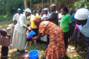 The Water Project : 7-kenya4742-hand-washing