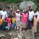The Water Project: Shitoto Community, Laurence Spring -  Training
