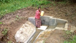 The Water Project : 7-kenya4853-clean-water
