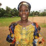 The Water Project: Gbaneh Bana SLMB Primary School -  Madam Isatu Kanu