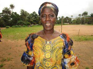 The Water Project:  Madam Isatu Kanu