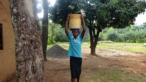 The Water Project:  School Cook With Water
