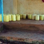 The Water Project: Munyanda Primary School -  Water Containers