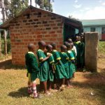The Water Project: Madegwa Primary School -  Latrines