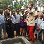 The Water Project: St. Antony Shijiko Primary School -  Tank Training
