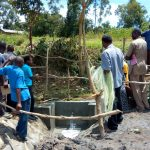 The Water Project: Futsi Fuvili Community A -  Management Training