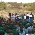 The Water Project: Kwa Kaleli Primary School -  Training