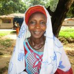 The Water Project: Mayaya Village A -  Salamatu Amadu Sawanneh