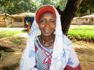 The Water Project:  Salamatu Amadu Sawanneh