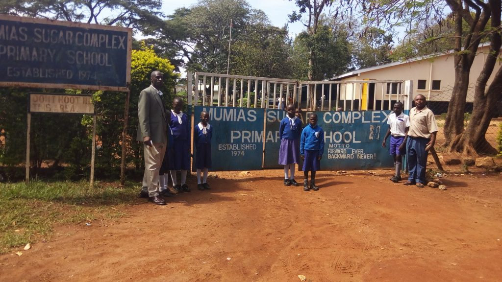 The Water Project : 1-kenya18007-entrance