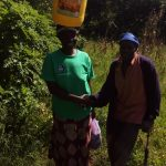 The Water Project: Bukhunyilu Community -  Peris Amakube And Solomon Wangula