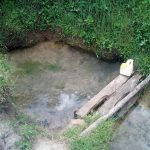 The Water Project: Shihingo Community, Mulambala Spring -  Mulambala Spring