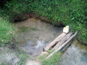 The Water Project:  Mulambala Spring