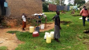 The Water Project:  Mary At Her Home