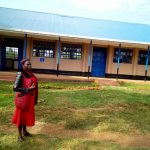 The Water Project: El'longo Secondary School -  Principal