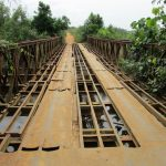 The Water Project: Kigbal Community -  Iron Bridge To Village