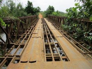 The Water Project:  Iron Bridge To Village