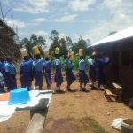 The Water Project: Eshisenye Girls' Secondary School -  Delivering Water