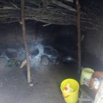 The Water Project: Mwituwa Community, Shikunyi Spring -  Kitchen
