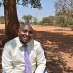 The Water Project: Kyanzasu Secondary School -  Lonzi John