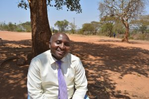The Water Project:  Lonzi John