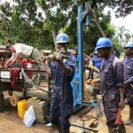 The Water Project: Tardie Community -  Drilling