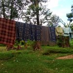 The Water Project: Ejinja Community -  Clothesline