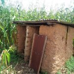 The Water Project: Shihingo Community -  Latrine